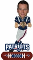 Tom Brady (New England Patriots) Baller Series Bobblehead by Forever Collectibles