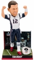 Tom Brady (New England Patriots) Fifth Super Bowl Win Bobblehead by Forever Collectibles