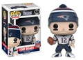 Tom Brady (New England Patriots) NFL Funko Pop! Series 3