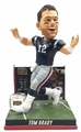 Tom Brady (New England Patriots) Second Super Bowl Win Bobblehead by Forever Collectibles