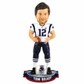 Tom Brady (New England Patriots) Super Bowl XLIX Champ NFL Bobble Head Forever Collectibles
