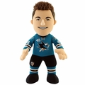 "Tomas Hertl (San Jose Sharks) 10"" NHL Player Plush Bleacher Creatures"