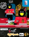 Tommy Hawk Mascot (Chicago Blackhawks): Gen1 NHL OYO Minifigure