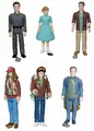Tomorrowland Set of 6 ReAction Figures by Funko