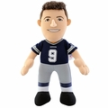 "Tony Romo (Dallas Cowboys) 10"" Player Plush Bleacher Creatures"