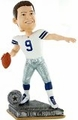 Tony Romo (Dallas Cowboys) 2015 Springy Logo Action Bobble Head Forever Collectibles
