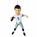 Tony Romo (Dallas Cowboys) Forever Collectibles NFL Player Ornament