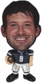 "Tony Romo (Dallas Cowboys) NFL 5"" Flathlete Figurine"