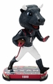 Toro (Houston Texans) Mascot 2017 NFL Headline Bobble Head by Forever Collectibles
