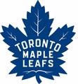 Toronto Maple Leafs NHL 3D Logo BRXLZ Puzzle By Forever Collectibles