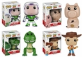Toy Story Funko Pop! Complete Set of 4