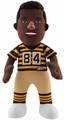 "Antonio Brown Alternate Uniform (Striped) (Pittsburgh Steelers) 10"" Player Plush Bleacher Creatures"