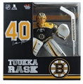"Tuukka Rask (Boston Bruins) 2017-18 NHL 12"" Figure Imports Dragon ONLY 2850 OPENER"