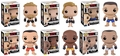 UFC Complete Set (6) Funko Pop!