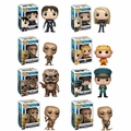 Valerian Complete Set (8) w/ CHASES Funko Pop!