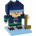 Vancouver Canucks NHL 3D Player BRXLZ Puzzle By Forever Collectibles