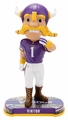 Viktor The Viking (Minnesota Vikings) Mascot 2017 NFL Headline Bobble Head by Forever Collectibles