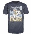Luke Skywalker (Visit Hoth) Star Wars POP! Tee
