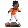 Von Miller (Denver Broncos) 2017 NFL Headline Bobble Head by Forever Collectibles