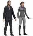 Wallace & Luv Blade Runner 2049 Complete Set (2) by NECA