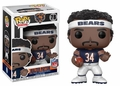 Walter Payton (Chicago Bears) NFL Funko Pop! Legends