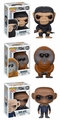 War for the Planet of the Apes Complete Set (3) Funko Pop!