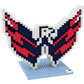 Washington Capitals NHL 3D Logo BRXLZ Puzzle By Forever Collectibles