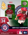 Washington Nationals OYO Minifigures