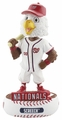 Washington Nationals Mascot 2018 MLB Baller Series Bobblehead by Forever Collectibles