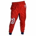 Washington Nationals MLB Polyester Mens Jogger Pant by Klew