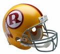 Washington Redskins (1970-71) Riddell NFL Throwback Mini Helmet
