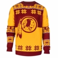Washington Redskins Big Logo NFL Ugly Sweater