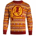Washington Redskins NFL Aztec Ugly Crew Neck Sweaters by Forever Collectibles