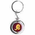 Washington Redskins NFL Spinner Keychain