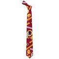 Washington Redskins NFL Ugly Tie Repeat Logo by Forever Collectibles