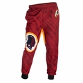 Washington Redskins Polyester Mens Jogger Pant by Klew