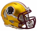 Washington Redskins Riddell Blaze Alternate Speed Mini Helmet