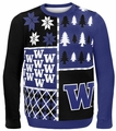 Washington Ugly College Sweater BusyBlock