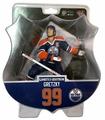 "Wayne Gretzky (Edmonton Oilers) (Blue Jersey) 2017-18 NHL Legend 6"" Figure Imports Dragon ONLY 4850"