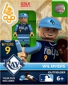Wil Meyers (Tampa Bay Rays) OYO Sportstoys Minifigures G3LE