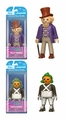 Willy Wonka and the Chocolate FactoryComplete Set (2) Funko Playmobil