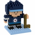 Winnipeg Jets NHL 3D Player BRXLZ Puzzle By Forever Collectibles