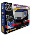 Zamboni (New York Rangers): Gen1 NHL OYO Minifigure Play Set