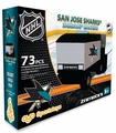 Zamboni (San Jose Sharks): Gen1 NHL OYO Minifigure Play Set
