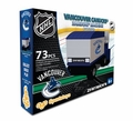Zamboni (Vancouver Canucks): Gen1 NHL OYO Minifigure Play Set