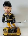 Zdeno Chara (Boston Bruins) Forever Collectibles 2014 NHL Springy Logo Base Bobblehead