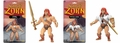 Zorn (Son of Zorn) Funko Action Figure Complete Set (2)