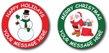 Holiday Bumper Magnets