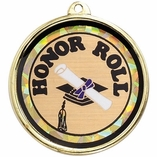 HONOR ROLL MYLAR MEDAL