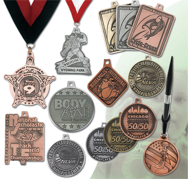 Made In USA Medals